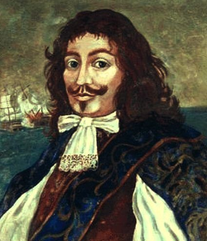 Пираты. С чего и с кого все начиналось